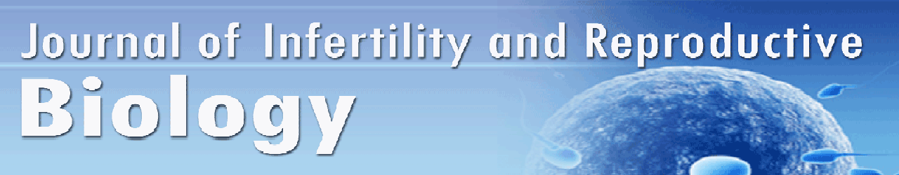 Journal of Infertility and Reproductive Biology